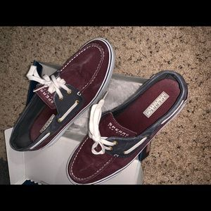 Sperry top side size 9.5
